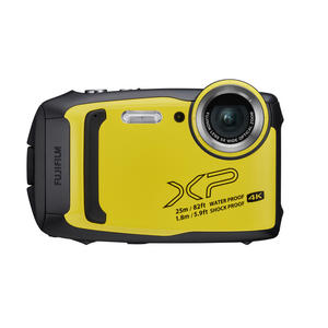 FUJIFILM XP140 YELLOW - MediaWorld.it