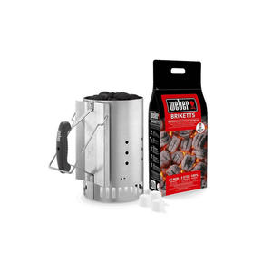 WEBER Set ciminiera d'accensione Rapidfire - MediaWorld.it