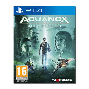 PREVENDITA Aquanox: Deep Descent - PS4 - MediaWorld.it