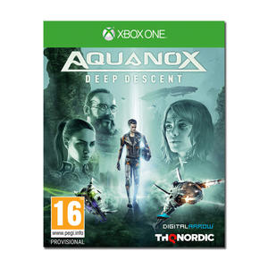 PREVENDITA Aquanox: Deep Descent -  XBOX ONE - MediaWorld.it