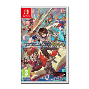 PREVENDITA RPG Maker MV -  NSW - MediaWorld.it