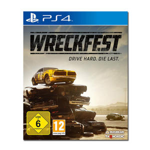 PREVENDITA Wreckfest - PS4 - MediaWorld.it