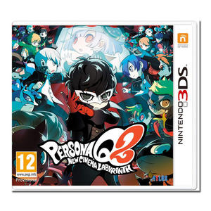 PREVENDITA Persona Q2 - 3DS - MediaWorld.it