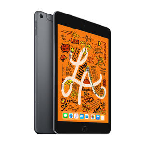 "APPLE iPad Mini 7.9"" 2019 Wi-Fi + Cellular 256GB Grigio Siderale - MediaWorld.it"