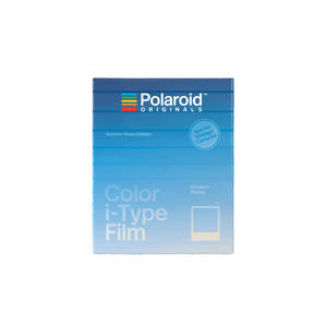 POLAROID THE ORIGINALS COLOR FILM FOR I-TYPE BLUE - MediaWorld.it