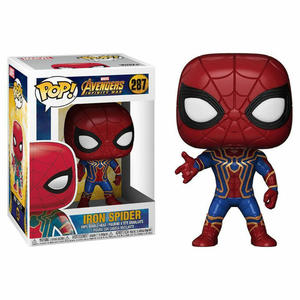 IT-WHY POP FUNKO: IRON SPIDER - MediaWorld.it