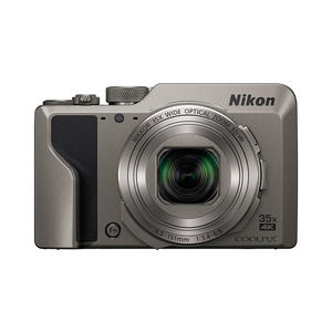 NIKON COOLPIX A1000 SILVER - MediaWorld.it