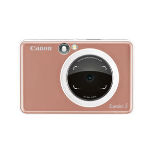 CANON ZOEMINI S ROSE GOLD - PRMG GRADING OOCN - SCONTO 20,00% - MediaWorld.it