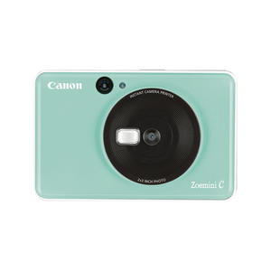 CANON ZOEMINI C GREEN MINT GREEN - PRMG GRADING OOCN - SCONTO 20,00% - MediaWorld.it