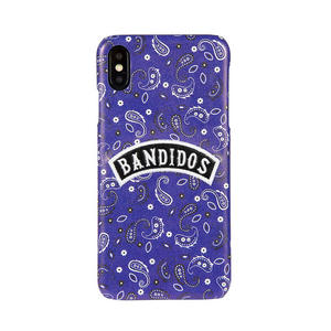 Benjamins Ricamo Bandidos Blu per iPhone XS Max - MediaWorld.it