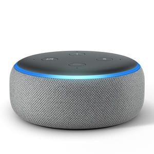 AMAZON ECHO DOT (3ª generazione) Grigio mélange - MediaWorld.it