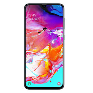 SAMSUNG Galaxy A70 Black - MediaWorld.it