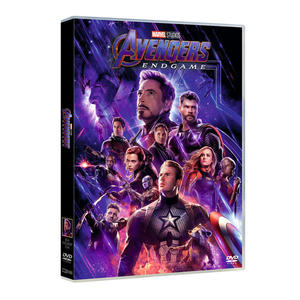 Avengers Endgame - DVD - MediaWorld.it
