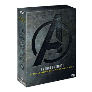 Avengers - Collezione 4 Film - DVD - MediaWorld.it