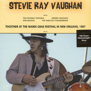 Stevie Ray Vaughan - Mardi Gras Festival In New Orleans 1987 - Vinile - MediaWorld.it