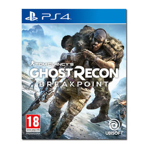 PREVENDITA Ghost Recon Breakpoint - PS4 - MediaWorld.it