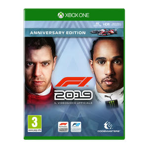 F1 2019 Anniversary Edition - XBOX ONE - MediaWorld.it