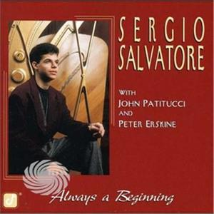 SALVATORE, SERGIO - ALWAYS A BEGINNING - CD - MediaWorld.it