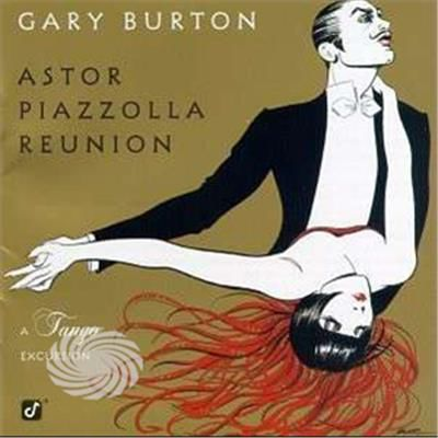 Burton,Gary - Astor Piazzolla Reunion-A Tang - CD - thumb - MediaWorld.it