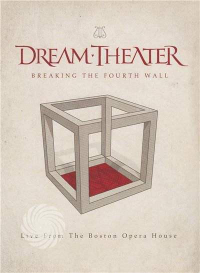 Dream Theater - Dream Theater - Breaking the fourth wall - Blu-ray - thumb - MediaWorld.it