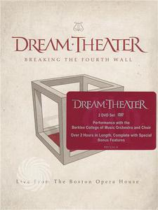 Dream Theater - Dream Theater - Breaking the fourth wall - DVD - MediaWorld.it