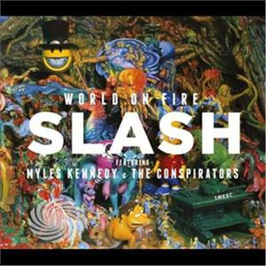 Slash - World On Fire - CD - MediaWorld.it