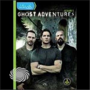 Ghost Adventures: Season 5-Ghost Ad - DVD - thumb - MediaWorld.it