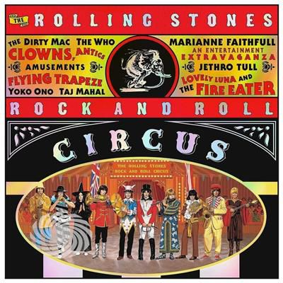 ROLLING STONES - ROCK AND ROLL CIRCUS - CD - thumb - MediaWorld.it