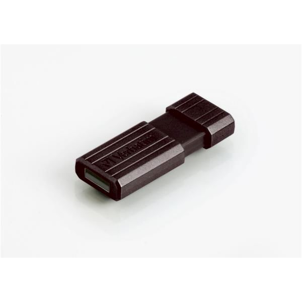 VERBATIM MEMORY USB 2.0 -64GB- PIN STRIPE - thumb - MediaWorld.it