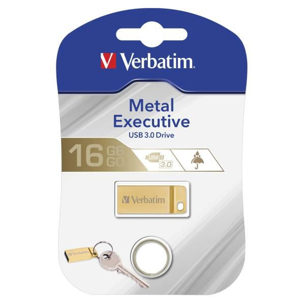 VERBATIM MINI METAL EXECUTIVE - thumb - MediaWorld.it