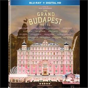 Blu- Grand Budapest Hotel / (Uvdc Ws Dol - Blu-Ray - thumb - MediaWorld.it
