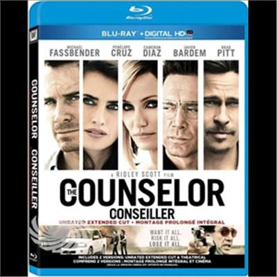Counselor (2pc) / (Ws Ac3 Dol Dts 2 - Blu-Ray - thumb - MediaWorld.it