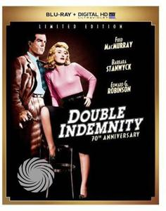 Blu- Double Indemnity-Double Indemnity - Blu-Ray - thumb - MediaWorld.it