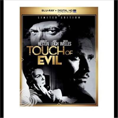 Blu- Touch Of Evil-Touch Of Evil - Blu-Ray - thumb - MediaWorld.it