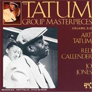 Tatum/Callender/Jones - Tatum Group Masterpieces No. 6 - CD - MediaWorld.it