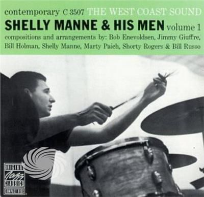 Manne,Shelly - Vol. 1-West Coast Sound - CD - thumb - MediaWorld.it