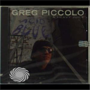 PICCOLO, GREG/HEAVY JUICE - ACID BLUE - CD - MediaWorld.it