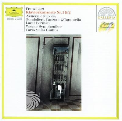 Berman/Guilini/Wiener Symphoniker - Liszt: Pno Cons 1 & 2 - CD - thumb - MediaWorld.it