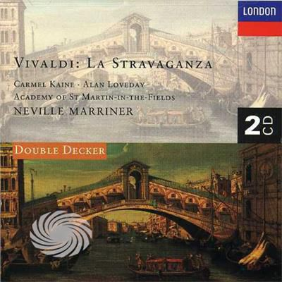 Marriner/Academy Of St. Martin-In-The-Fields - La Stravaganza - CD - thumb - MediaWorld.it
