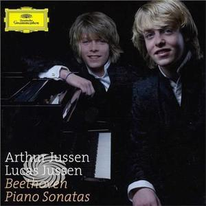 Jussen,Lucas & Arthur - Beethoven Piano Sonatas - CD - thumb - MediaWorld.it