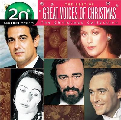 V/A - Best Of Great Voices: Christmas Collection-20th Ce - CD - thumb - MediaWorld.it