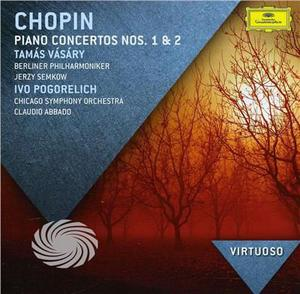 Chopin,F. - Piano Concertos Nos.1 & 2 - CD - MediaWorld.it