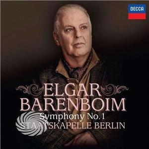 Elgar / Barenboim / Staatskapelle Berlin - Symphony No 1 In A Flat Major Op 55 - CD - MediaWorld.it