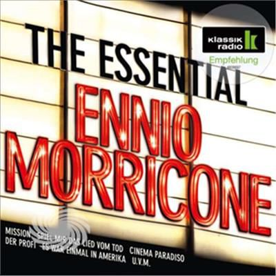 Essential Ennio Morricone / O.S.T. - Essential Ennio Morricone / O.S.T. - CD - thumb - MediaWorld.it