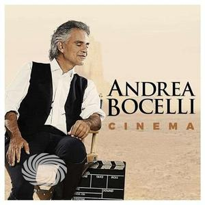 Bocelli,Andrea - Cinema - CD - thumb - MediaWorld.it