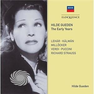 Gueden,Hilde - Early Years - CD - thumb - MediaWorld.it
