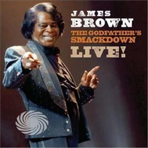 BROWN, JAMES - GODFATHER'S.. -CD+DVD - CD - MediaWorld.it