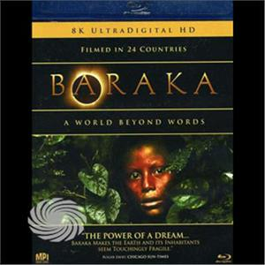Blu- Baraka-Baraka - Blu-Ray - thumb - MediaWorld.it