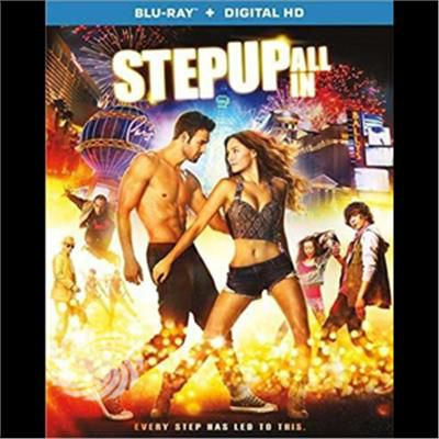 Blu- Step Up All In-Step Up All In - Blu-Ray - thumb - MediaWorld.it