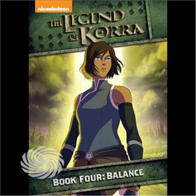 Legend Of Korra: Book Four: Balance - DVD - thumb - MediaWorld.it